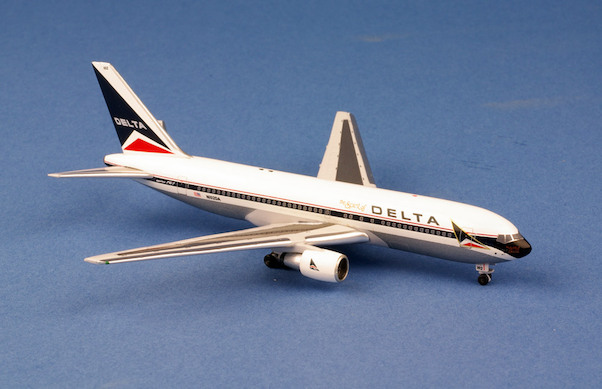 B767-200 (Delta Airlines 'Spirit of Delta') N102DA  AC419399