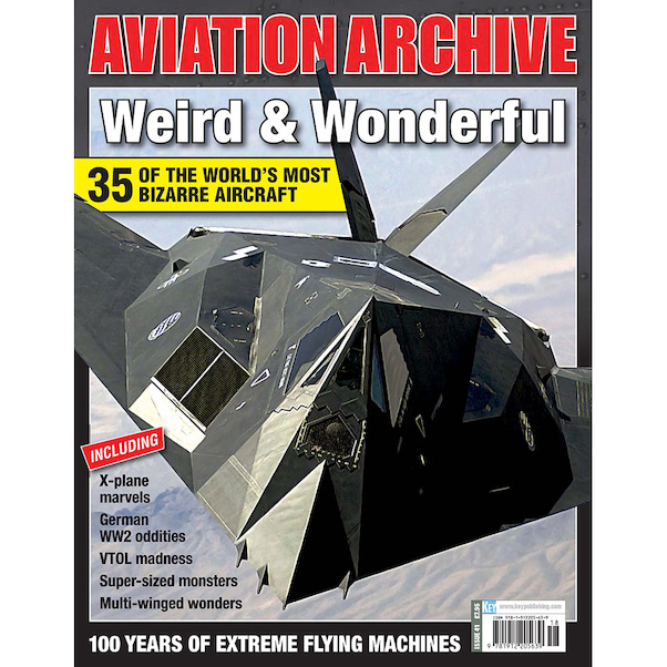 Aviation Archive - Weird & Wonderful  978191220563918