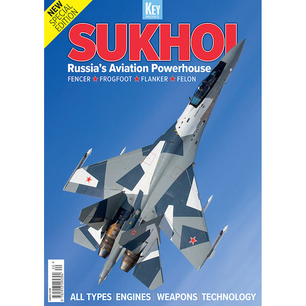 Sukhoi: Russia's Aviation Powerhouse;  Frogfoots, Flankers and Felons Strike-fighter aircraft!  9781913295394