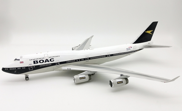 Boeing 747-400 BOAC / British Airways