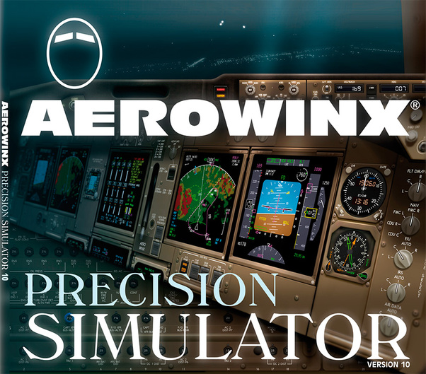 Precision Simulator 744: Computer Based Training for the Boeing 747-400  (Aerowinx PSX)