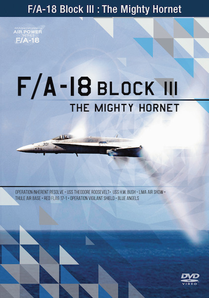 F/A-18 Block III The Mighty Hornet  0096962101442