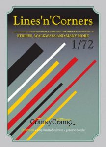 Lines'n'Corners, Stripes, Walkaways and Many More  CC07208