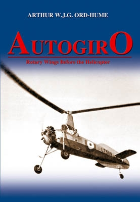 Autogiro, Rotary Wings Before the Helicopter  9788389450838