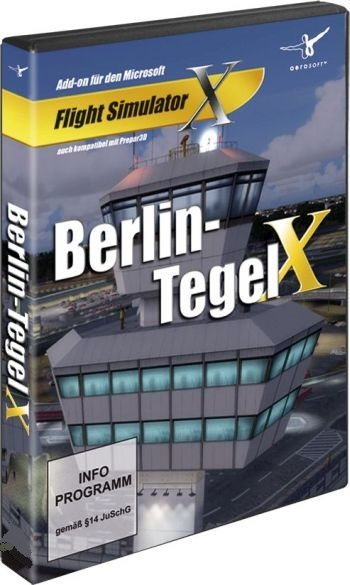 Berlin Tegel X (Download Version)  13809-D