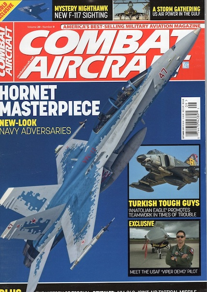 Combat Aircraft Volume 20 Number 09 Sept 19  007447094389109