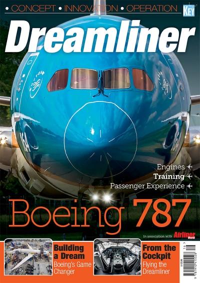 Boeing 787 Dreamliner (Key Publishing 978191041552816)