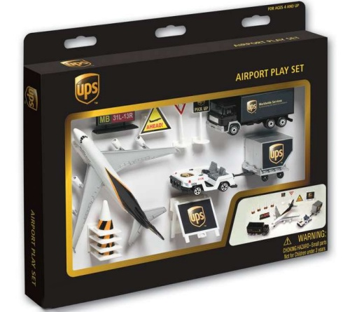 Airport Playset (UPS)  RT4341