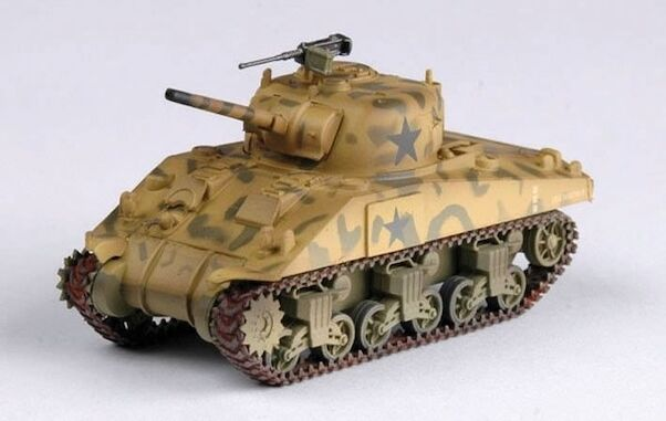 US Army M4 Middle Tank 4th Armored Div.  EM36253