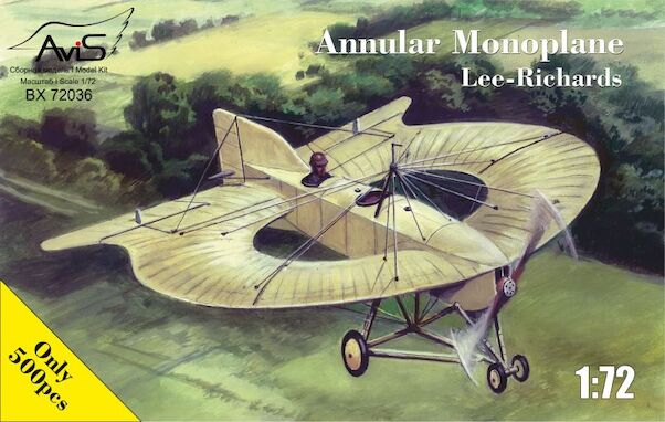 Annular Monoplane Lee-Richards  BX72036
