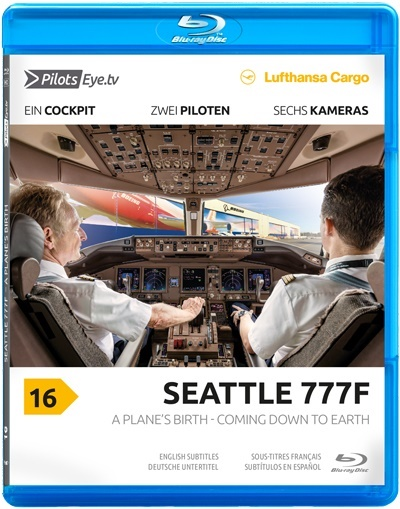 Seattle 777F: A Plane's birth - Coming down to Earth   4260139480364