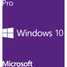 Microsoft Windows 10 Professional 64bit, Software (OEM)  WIN10P64NL
