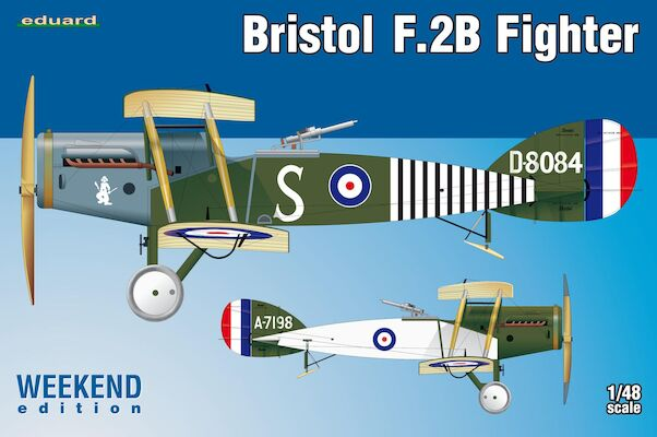Bristol F2B Fighter  8489