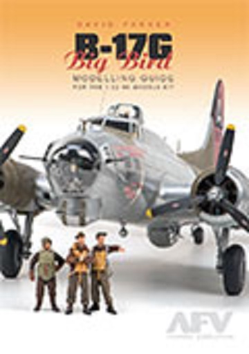 B17G Big Bird Modelling guide for the 1:32 HK Models kit
