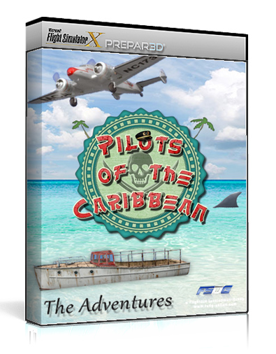 FSDG - Pilots of the Caribbean - The Adventures (download version)  AS14431