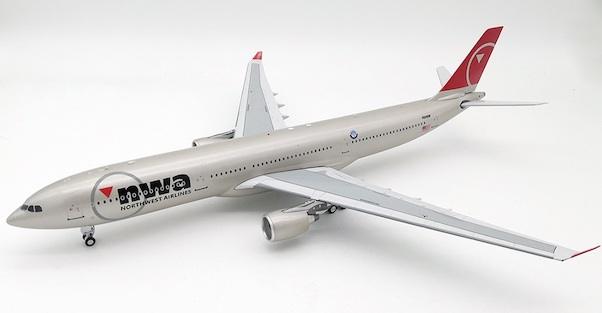A330-300 (Northwest Airlines) N808NW with stand  IF333NW0918