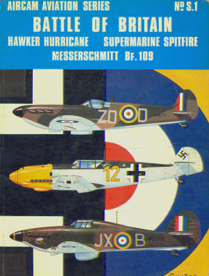 Battle of Britain (Hurricane, Spitfire, BF109)  850450063
