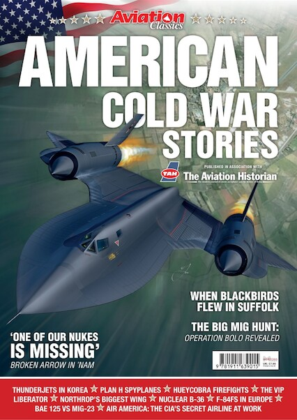 American Cold War Stories  9781911639015