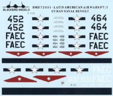 Latin American Air Wars Pt:3 -1957 Cuban Naval Revolt  BMD72031