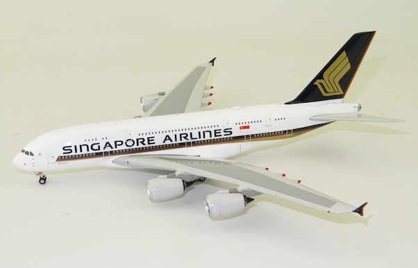 Airbus A380-800 Singapore Airlines 9V-SKZ  04328