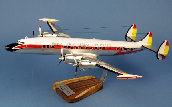 Lockheed 1049 Super G (Iberia)  VF389