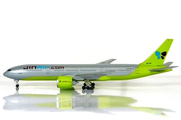 B777-200ER (Jin Air) HL7743 Limited Edition  0821JA
