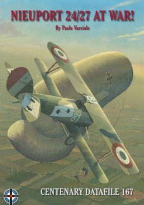 Nieuport 24/27 at war  9781906798406