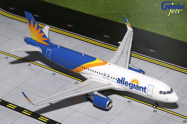 Airbus A320 Allegiant  G2AAY664