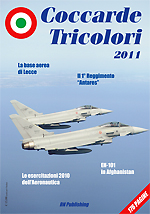 Coccarde Tricolori 2011, Yearbook of the Italian Military Aviation  ct11