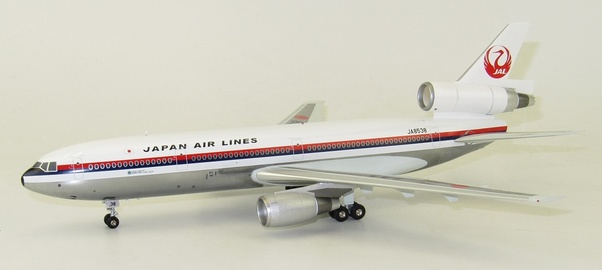 DC10-40 (JAL, Japan Air Lines