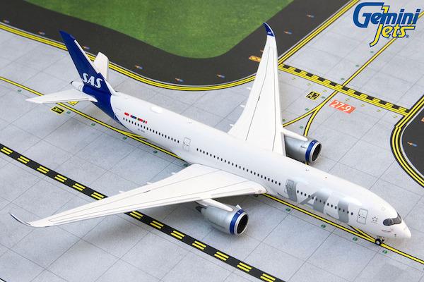 Gemini Jets 1:400 SAS Scandinavian Airlines Airbus A350-900 SE-RSA GJSAS1912