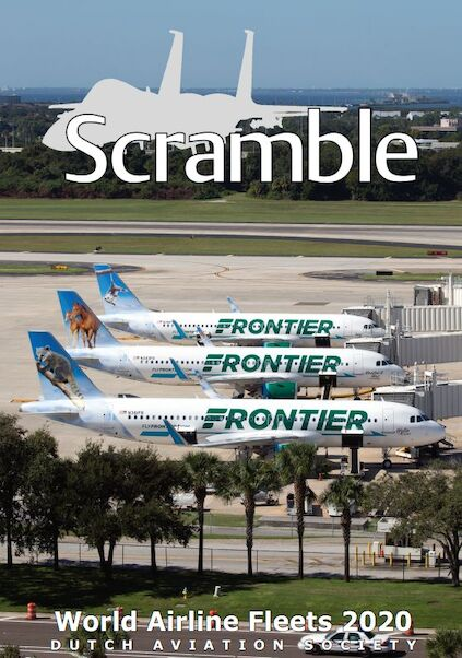 Scramble World Airline Fleets 2020  SWAF2020