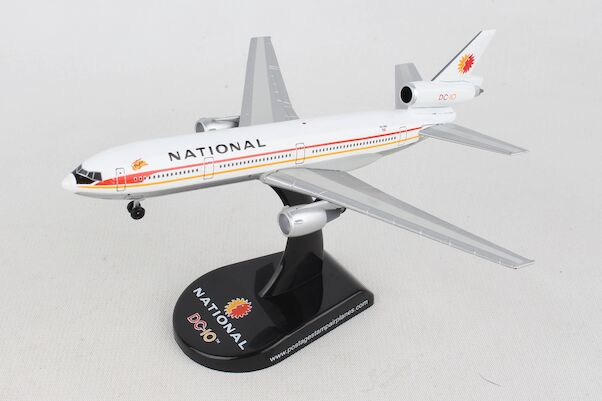 McDonnell Douglas DC-10-10 National  N63NA  PS5820-2