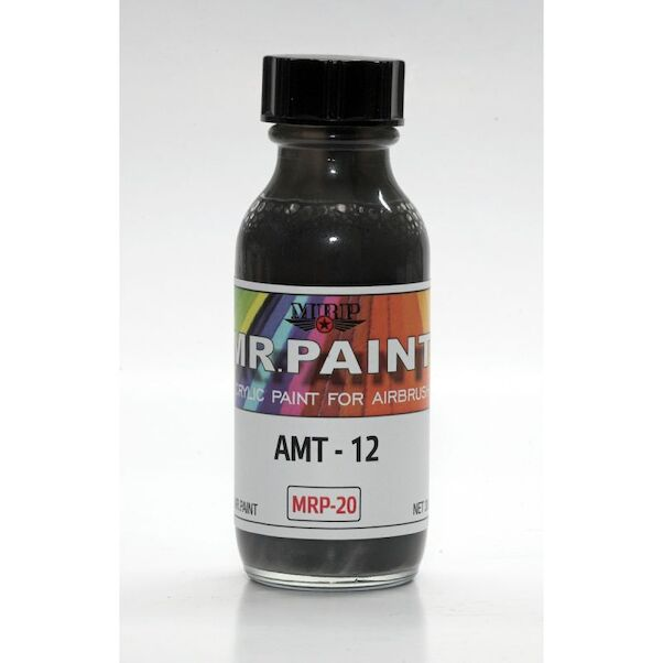 AMT12 Dark Grey (Russia WWII) (30ml Bottle)  MRP-20