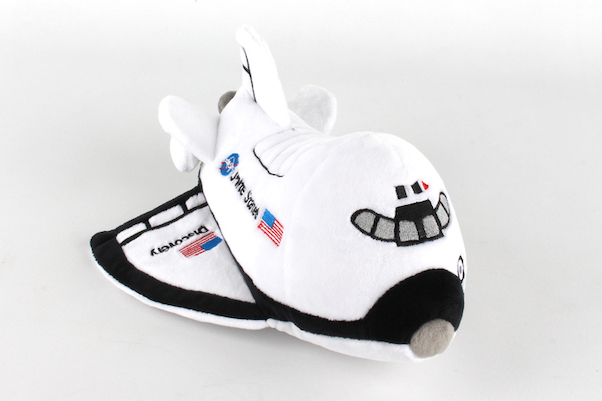 Plush Space Shuttle with sound (NASA)  MT003-1