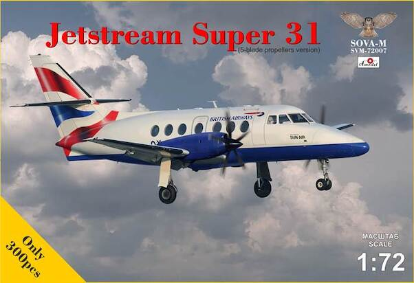 BAe JetStream Super 31 (British Airways)  SVM-72007