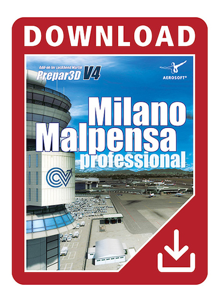 Milano Malpensa professional (download version)  AS14379