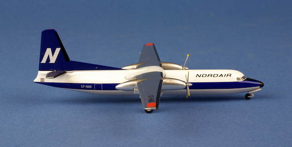Fairchild FH227 Friendship (Nordair) CF-NAK  AC219451
