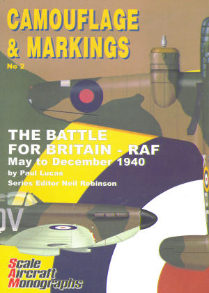Camouflage & Markings No2: The Battle for Britain RAF  0953904008