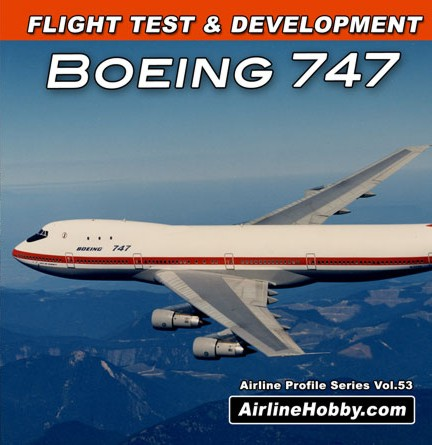Boeing 747 Development & Flight Test  APS-53