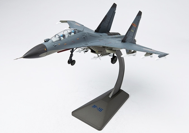 J-16 fighter jet model Chinese Air Force (Air Force 1 AF1-0059)