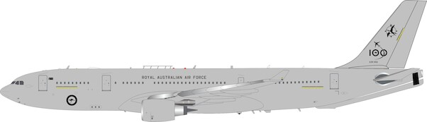 Airbus A330-203MRTT KC-30A Australian Air Force A39-002 With Stand  IFMRTTRAAF002