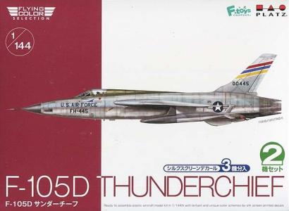 Republic F105D Thunderchief  FC-8