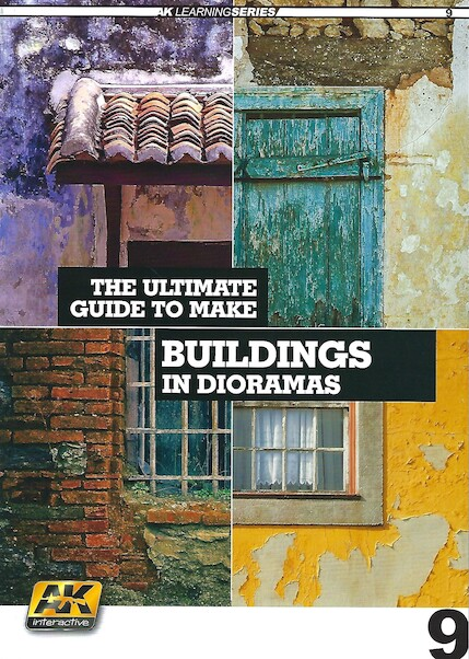 The Ultimate Guide to make Buildings in diorama's  8435568305687