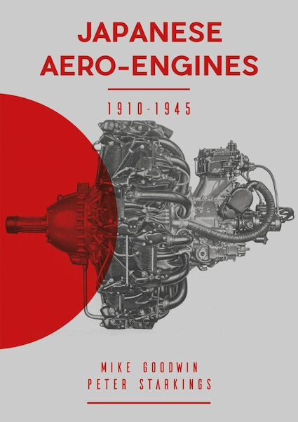 Japanese Aero-Engines 1910-45  9788365281326