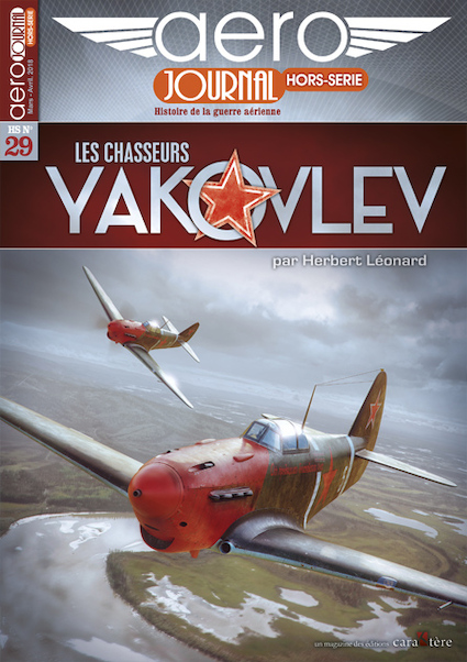 Les chasseurs Yakovlev  HS29