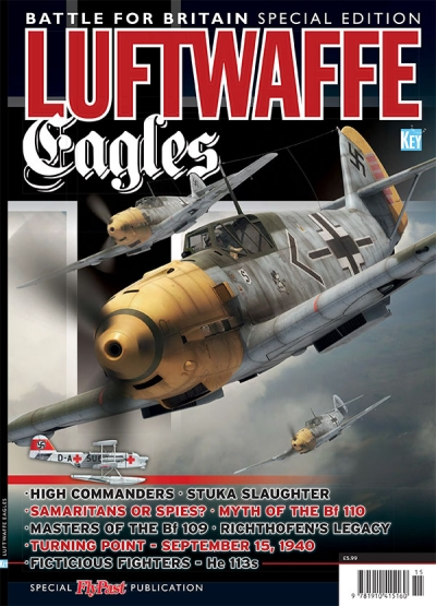 Luftwaffe Eagles  978191041516015