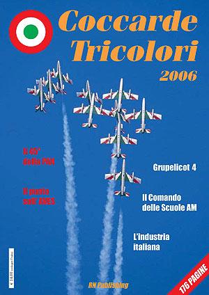 Coccarde Tricolori 2006, Yearbook of the Italian Military Aviation