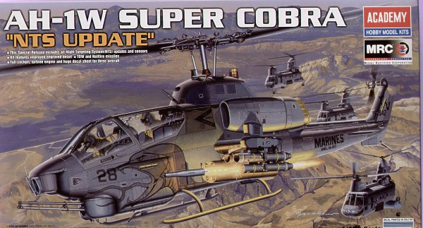 AH1W Super Cobra