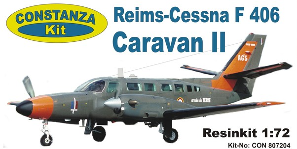 Cessna F406 Caravan 2 (French ALAT)  (LAST EXAMPLES!)  CON807204